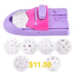 VamsLuna #Professional #Nail #Printer #Manicure #Art #DIY #Pattern #Printing #Machine #Stamper #Nail #Care #Tool