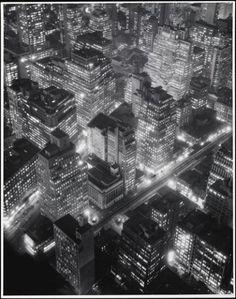 MNY81097.jpg (JPEG Image, 433x550 pixels) #abbott #white #city #black #the #night #berencie #and #york #view #new