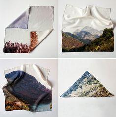 http://25.media.tumblr.com/008eb070f8d840c7dc6eb51670e9b066/tumblr_mf336hHOVl1rbr0bco1_1280.jpg #printing #clothing #scarf #silk #lanscapes