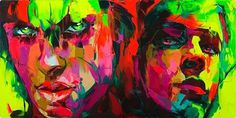 blog « matmacquarrie.ca #painting #francoise nielly #colours