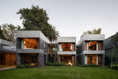 This House Outside of Mexico City Was Designed Around its Garden