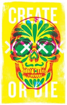 supersonic electronic / art - Ryan Frease. #illustration #design #art #skull
