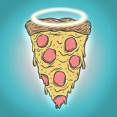 St. Pizza by Ricca Design Co.