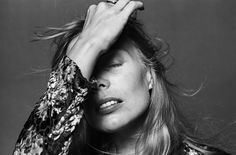 Norman Seeff - Joni Mitchell - Photos - Social Photographer's Portfolios #inspiration #photography #portrait