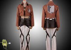 Eren Jaeger Cosplay Costume #jaeger #eren