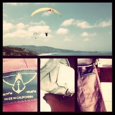Instagram #clothing #paragliding #favorite #photography #pastime #fashion #california