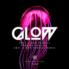 glow #album #art #typography