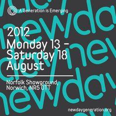 Newday #circle #logotype #branding #icon #newday #logo