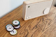 Spotify Physical Player #radio #design #spotify #product #minimalist