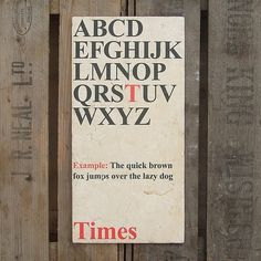 » Times Flickrgraphics #times #design #graphic #poster #typography