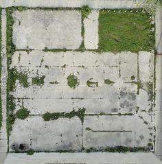 tumblr_lm0ubmtVxb1qfjlldo1_1280.jpg (JPEG Image, 1010×1024 pixels) #concrete #landscapes #green