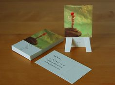 Pop up Business Card #inspiration #creative #business #card #design #unique