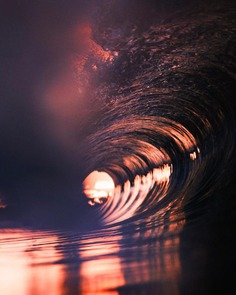 Fantastic Waves, Ocean and Underwater Photography by Nolan Omura