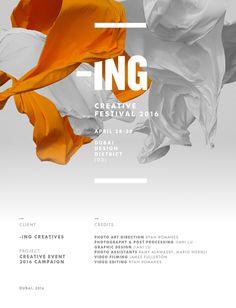 -ING | Fabrics on Behance