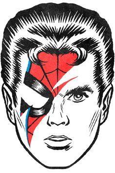 Butcher Billy\'s Spiders From Mars on Behance