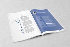 Editorial- Camille Romano #editorial #magazine design #press #article