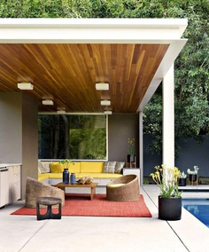 1940s Brentwood Ranch House Upgraded by Jamie Bush & Co 14