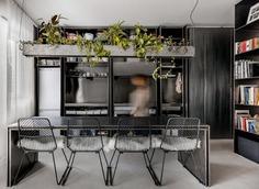 Zero-Room Apartment in Budapest, Hungary / MÁS