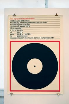 Jazz & Pop Schallplattenhüllen 1978 | Flickr - Photo Sharing! #jazz #1978 #poster