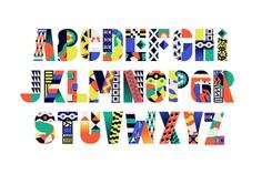 Kenya Font Development on Behance