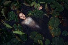 Gorgeous Fine Art Beauty Portraits by Katja Kemnitz