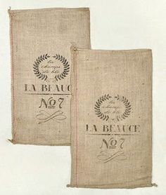 French Grain Sack