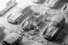 Exploded Cars by Fabian Oefner11