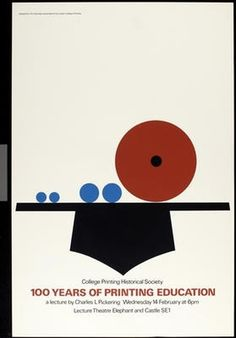 Core Record TEC - VADS: the online resource for visual arts #poster #education #tom eckersley