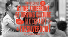 """The Silverroom 20th Anniversary Block Party - Mindsparkle Mag LaShun Tines designed The Silverroom 20th Anniversary Block Party. """"From peddling t-shirts on street corners, to opening one of the first African American owned shops in Wicker Park, to the massively popular block party, The Silverroom has been at the forefront of driving culture in Chicago since 1997. #logo #packaging #identity #branding #design #color #photography #graphic #design #gallery #blog #project #mindsparkle #mag #beautiful #portfolio #designer"""