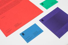 Restate Productions Identity