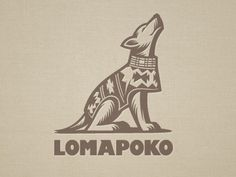 Dribbble - Lomapoko by Gal Yuri #logo #illustration #vector