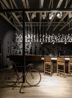 CJWHO ™ (Origo Coffee Shop / Lama Arhitectura) #shop #design #interiors #romania #bucharest #photography #architecture #coffee