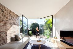D House by Marstone Architects