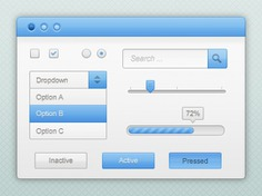 Gui kit psd Free Psd. See more inspiration related to Psd, Horizontal, Kit and Gui on Freepik.