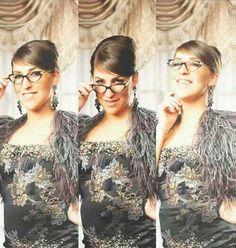 Mayim Bialik – The Big Bang Theory #glasses #theory #girl #big #the #show #fashion #tv #bang