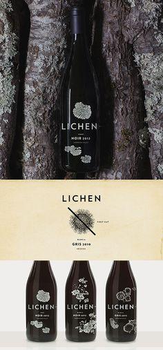 lichen_1 #packaging #wine #lichen