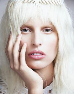 Karolina Kurkova for Numéro Tokyo #model #girl #campaign #photography #portrait #fashion #editorial #beauty
