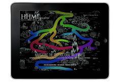 HHMI iPad App: Broadening the Reach of Scientific Discovery | VSA Partners #illustration #ipad #digital #vsa partners #bulletin #hhmi