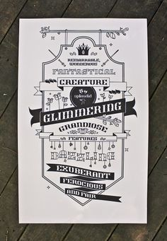 Marvelous Beast on Typography Served #vector #typeface #typography
