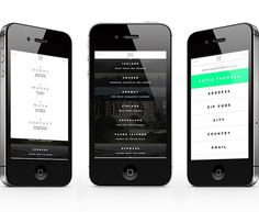 Noma Authentic on Behance #design #web #mobile