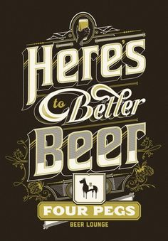 Here's to Better Beer Shirt