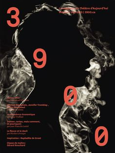 3900 (Montréal, QC, Canada) #design #graphic #cover #editorial #magazine