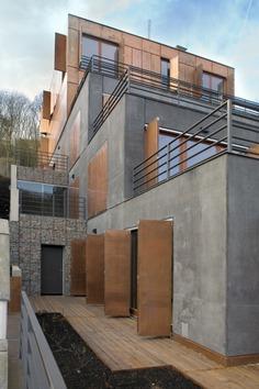 Terrace House | Pavel Hnilicka Architekti