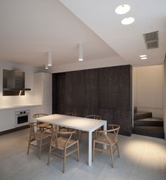 O House by Arhitektonski studio Fabijanić #interior #design #minimal #home