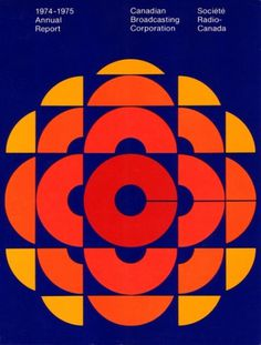 cbc-burton-kramer.jpg (450×594) #design #graphic #1970s