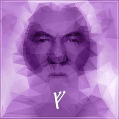 Fly you fools. . . . . . . . #lordoftherings #lotr #middleearth #lotrart #gandalf #flyyoufools#fanart#jrrtolkien#tolkienite#lotrart#lotrfan#triangulationart #triangulation #gandalfthegrey #instaart #digitalart #fantasy #fantasyart #vectorart #graphicdesign #design #inspiration #thegraphicspr0ject #frodo