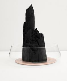 Charcoal by Studio Formafantasma #inspiration #abstract #creative #design #unique #sculptures #cool