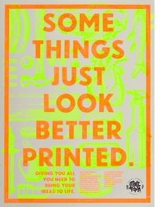 Some Things Just Look Better Printed on Inspirationde