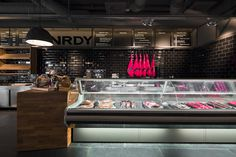 KNRDY_ steak bar _restaurant on Behance #ba #restaurant #steak #auto #knrdy