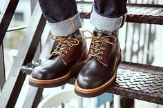 Image of LIFUL x W.A.C. Boots #fashion #mens fashion #footwear